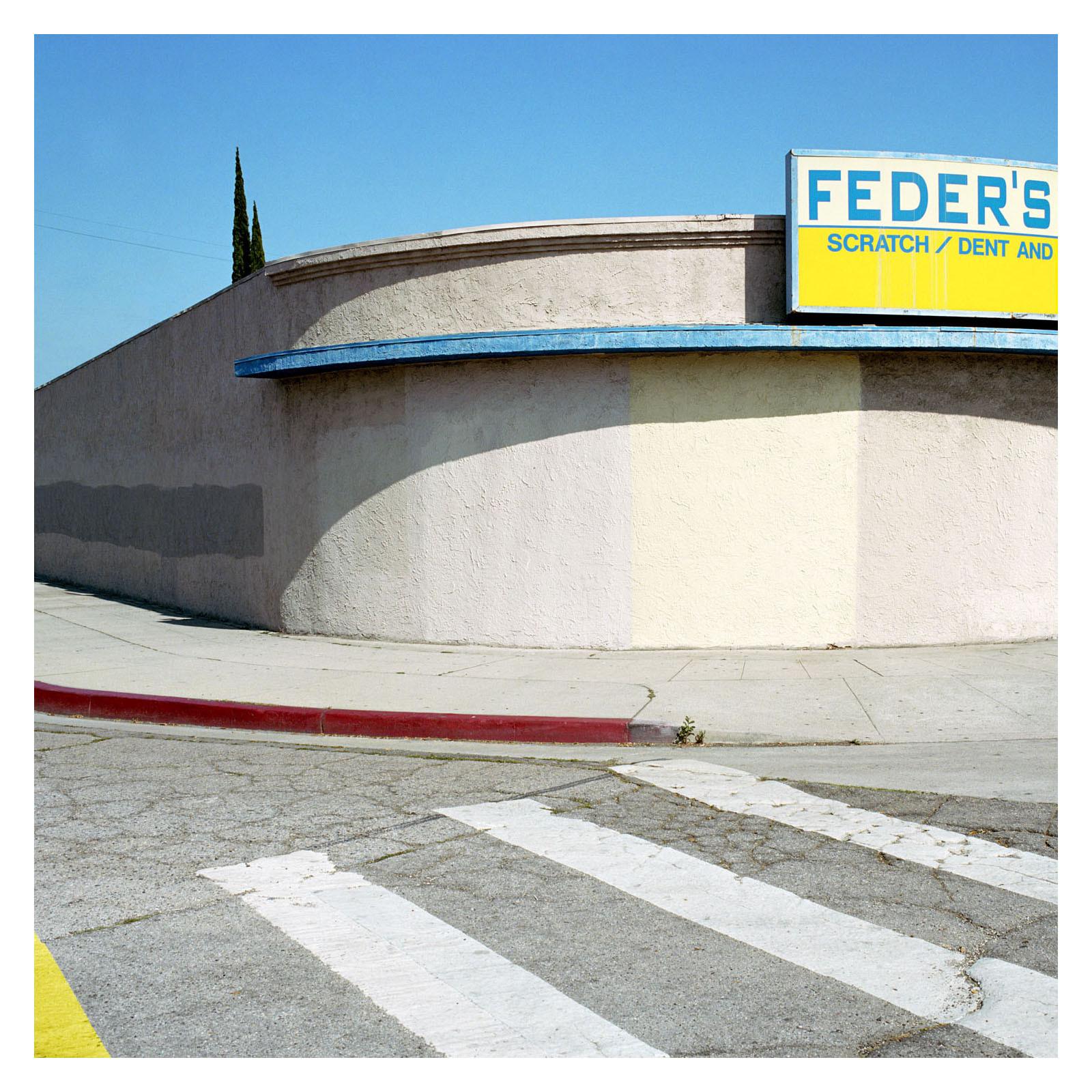 Feder's, L.A., 2015