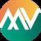 MV Logo Orange and Green