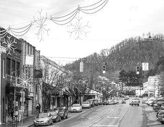 Boone NC downtown King Street