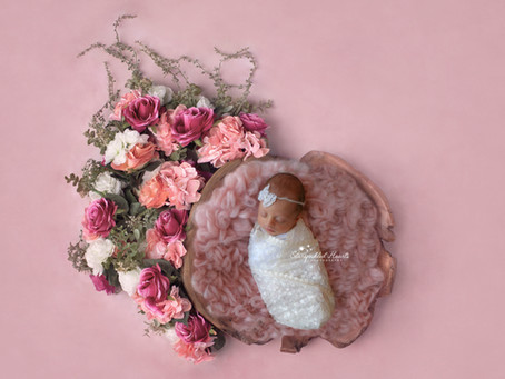 Newborn Photoshoot - Grace | Farnham | Farnborough | Camberley | Starspeckled Hearts Photography