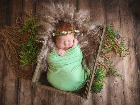 Newborn Photoshoot - Eleanor | Farnborough | Farnham | Basingstoke | Starspeckled Hearts Photography