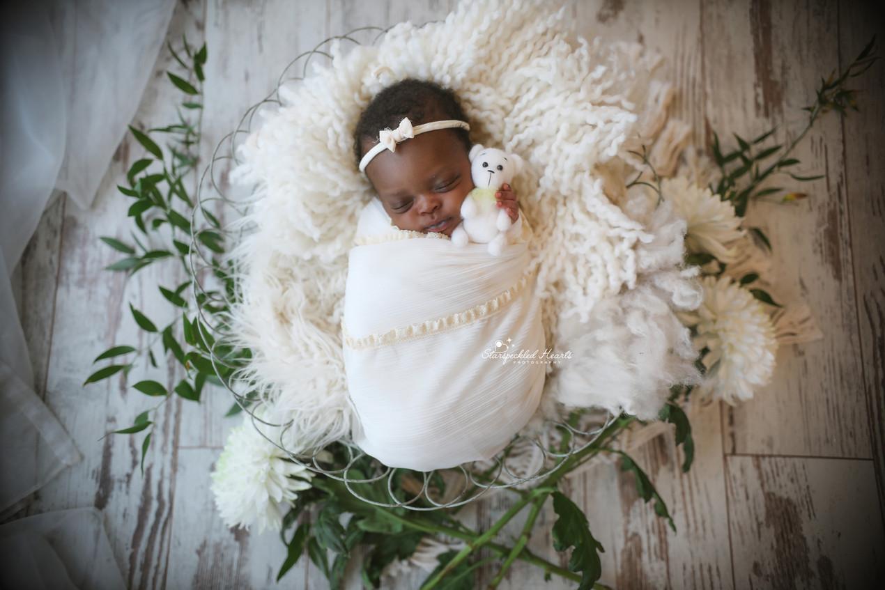 newborn baby photographer hampshire