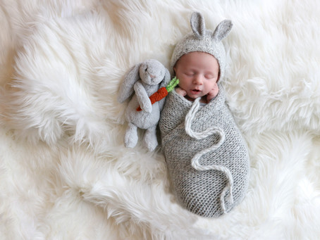 Newborn Photoshoot - Baby M | Staines | Ash | Hampshire | Surrey | Starspeckled Hearts Photography