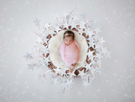 Berkshire Newborn Photoshoot | Starspeckled Hearts Photography | Hampshire | Surrey