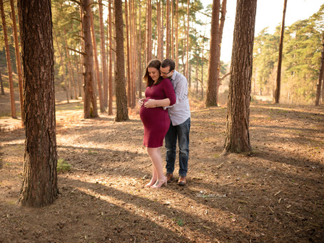 Outdoor Maternity Photography Surrey/Hampshire | Basingstoke | Woking | Guildford | Bracknell