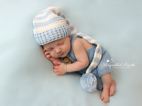 Newborn Photoshoot - Dylan | Farnham | Ash | Hampshire | Surrey | Starspeckled Hearts Photography