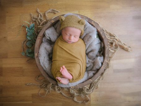 Newborn Photoshoot - Arlo | Farnborough | Ash | Hampshire | Surrey | Starspeckled Hearts Photography
