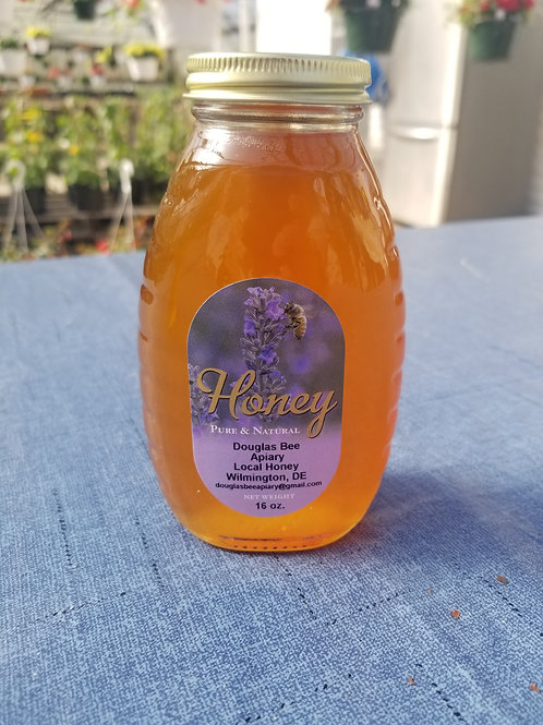 Raw Honey - 1 lb.