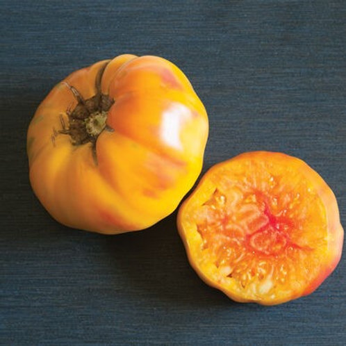 Heirloom Tomato - Striped German