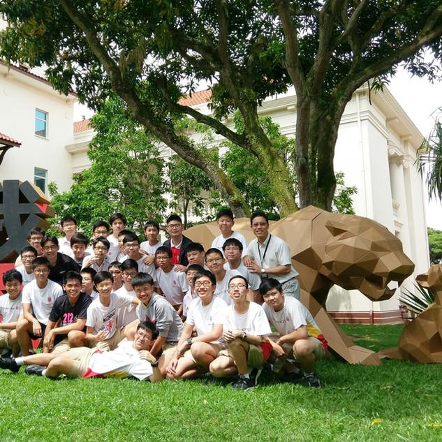 Hwa Chong Institution 100th Anniversary @Singapore