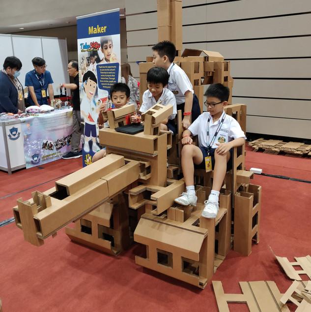 Blokies: Montfort Junior School @Singapore