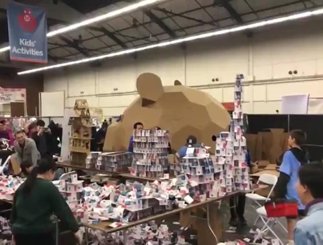 Maker Faire Bay Area @California USA