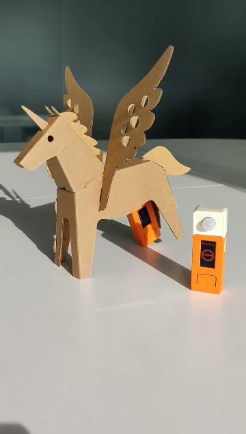Winged Unicorn + Micro-controller