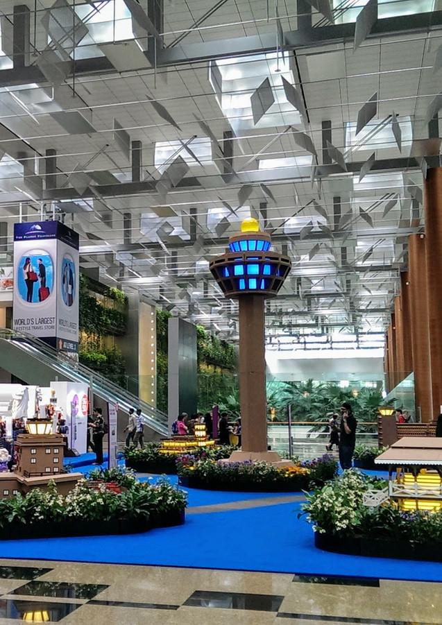 Changi Celebrates SG50 @Singapore