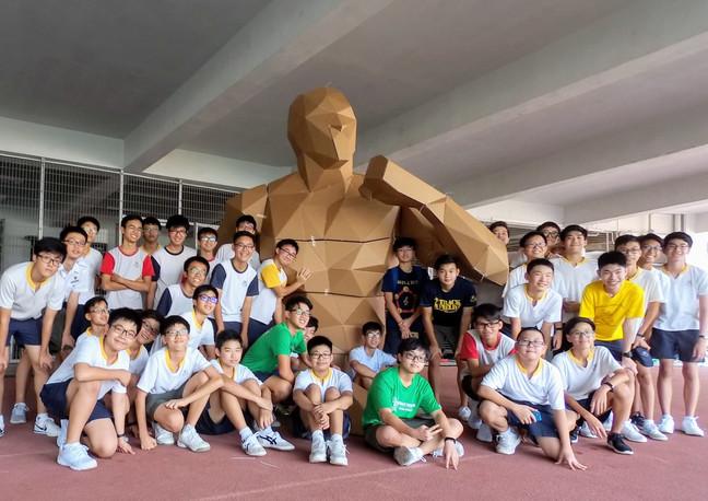 Catholic High School Sport Day