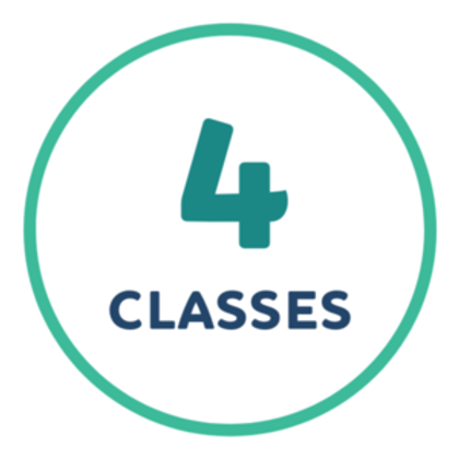 4 Class Package