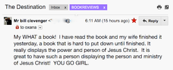 Book Review from Bill