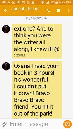 Book Review Jannah Johns