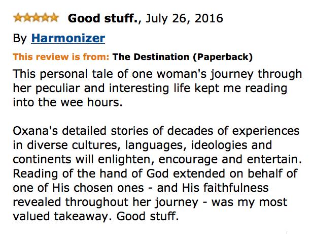 Book Review Harmonizer