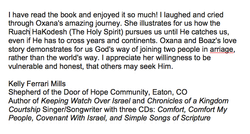 Book Review Kelly Ferrari