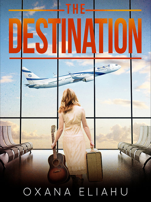 "Paperback of the book ""THE DESTINATION"""