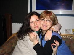 Shirel and Oxana
