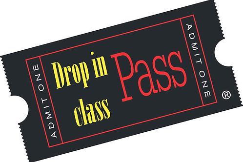 1 Drop in Class