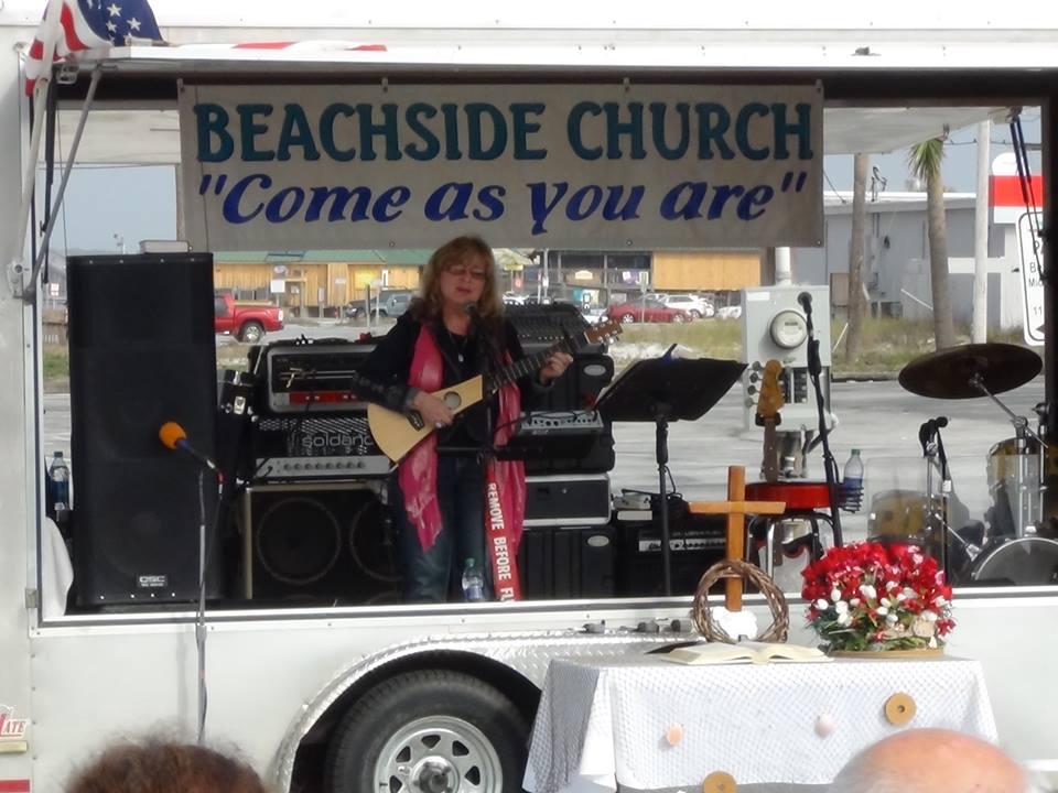 beachside church Navarre FL 2016