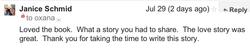 Book Review Janice Schmid