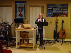 Lifetime ministry messianic cong in Elkton FL
