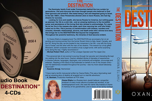 "AudioBook ""THE DESTINATION"""
