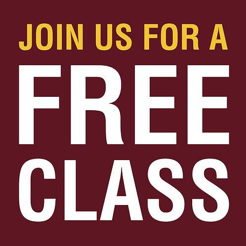First Class Free