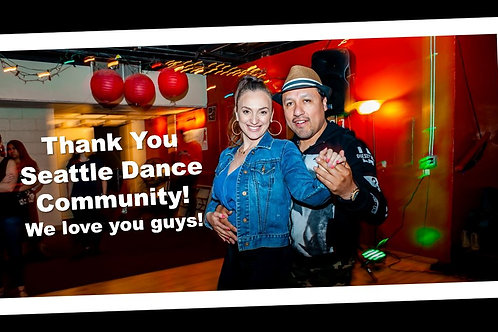 December 13th,  9:30pm-2am - Victor & Julia's Good Bye Party
