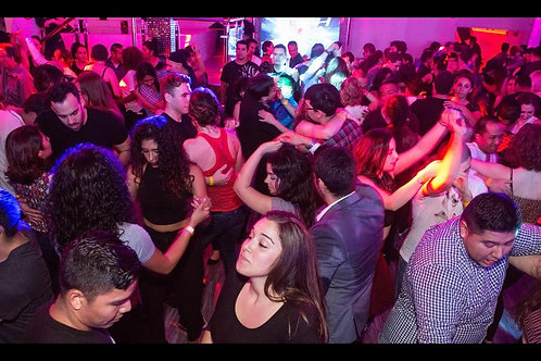 Winter Wonderland Salsa& Bachata social  9:30pm - 1am
