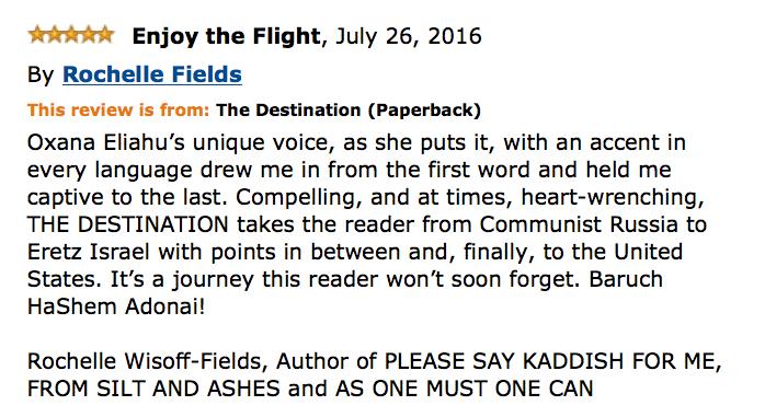 Book Review Rochelle Fields