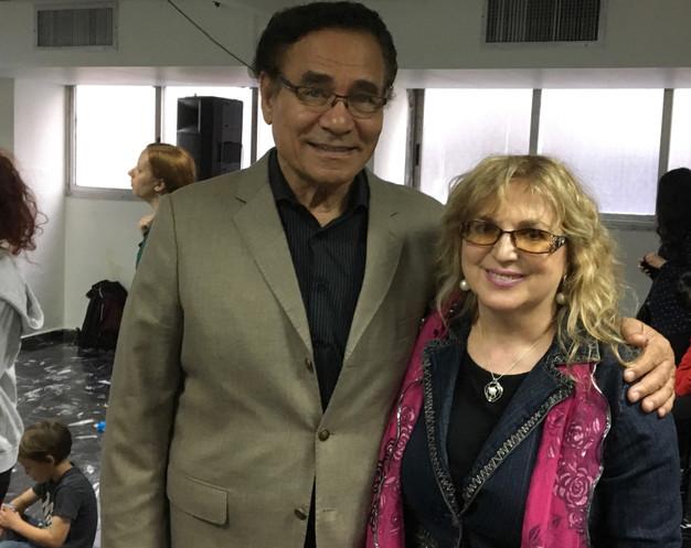 With Ari Sorko-Ram