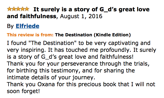 Book Review Elfriede