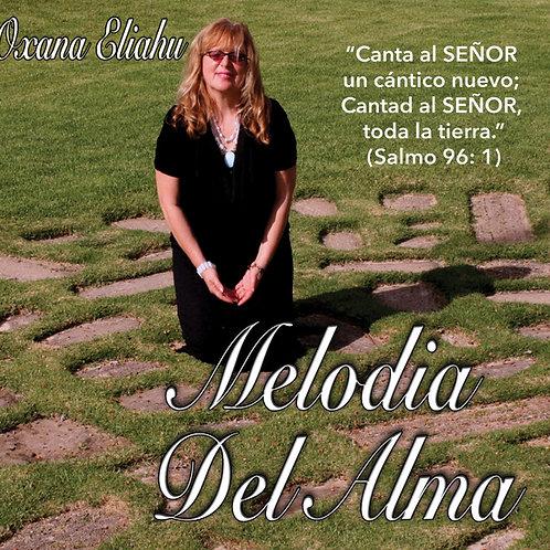 "Spanish Album ""MELODIA DEL ALMA"""