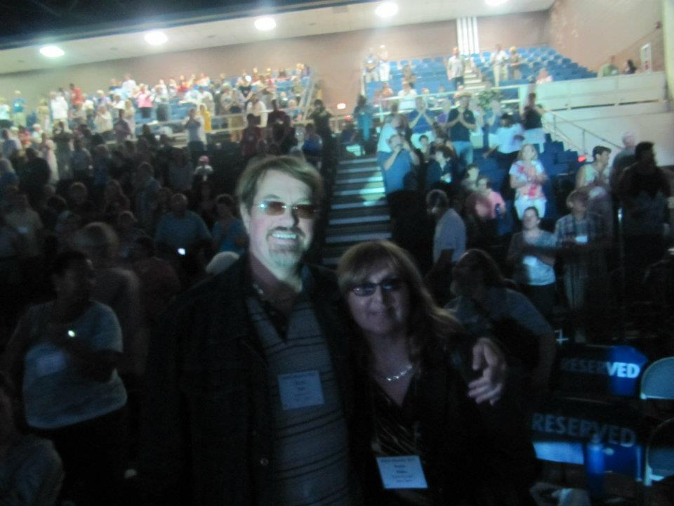 At Messiah Conference 2012