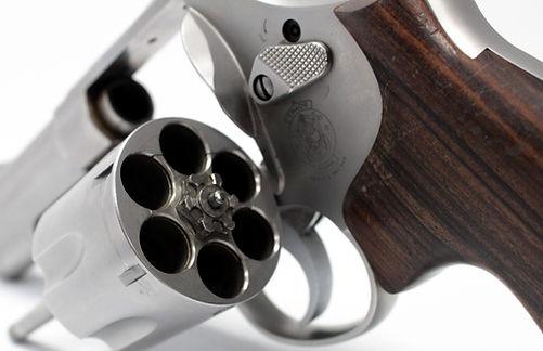 revolver cylinder chamfering by GA Firing Line