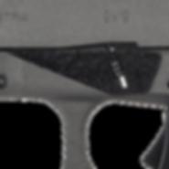 Glock thumb ledges