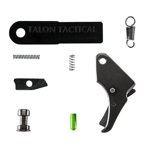 Shield Flat-Faced Action Enhancement Trigger & Duty/Carry Kit