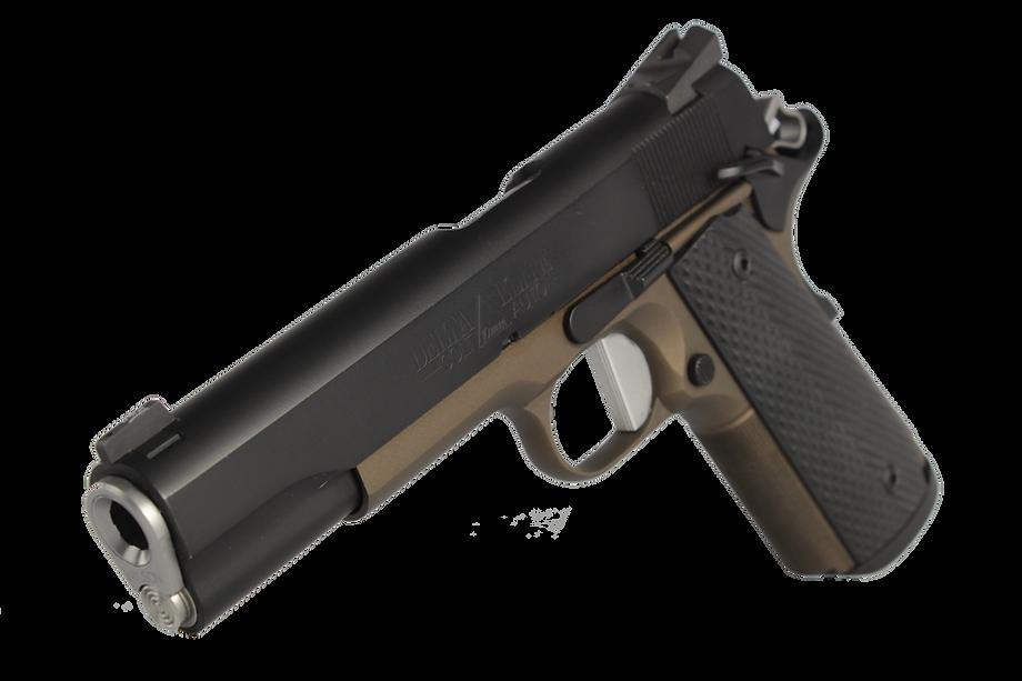 Custom Colt Delta Elite built by GA Firing Line