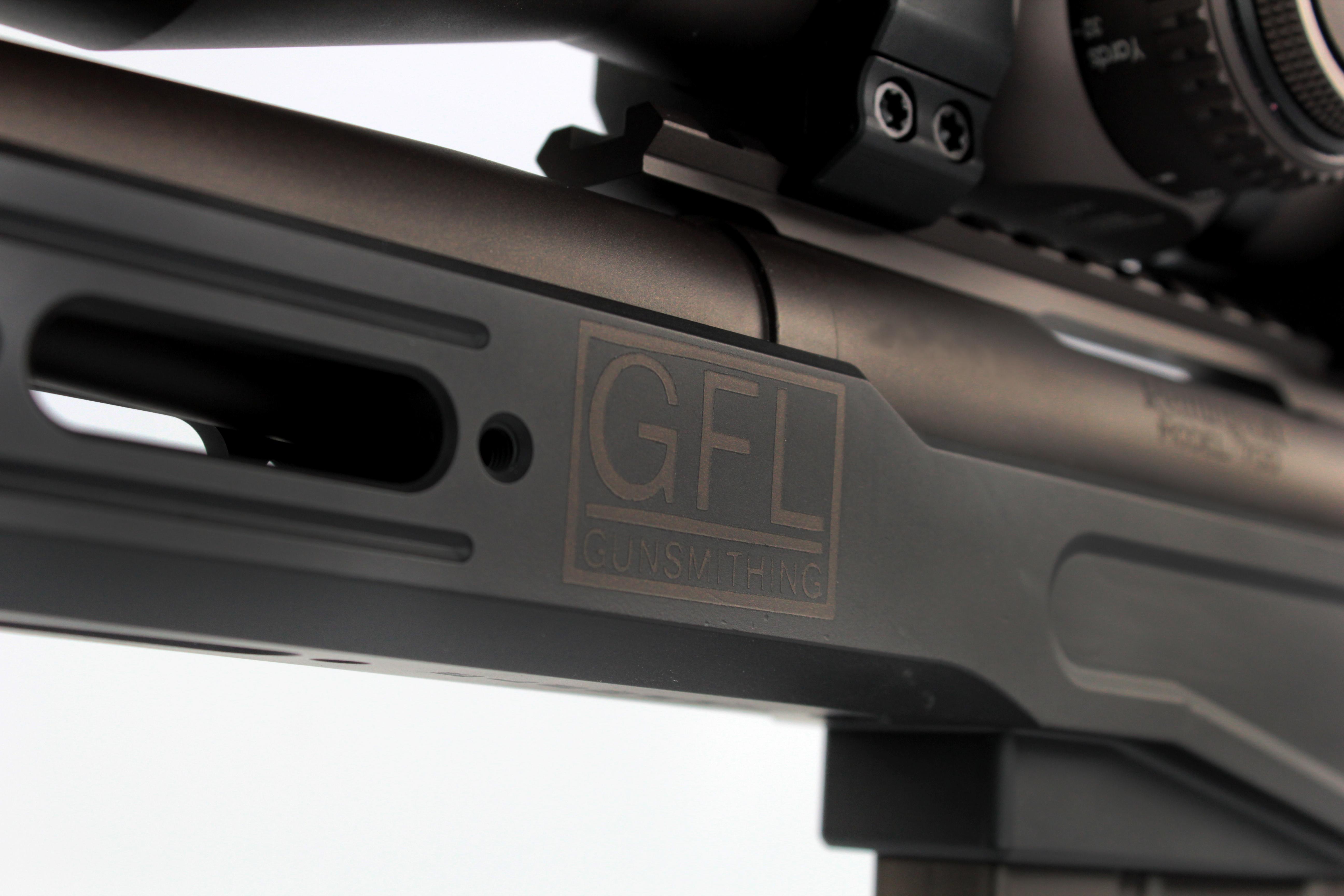 Graphic Cerakote Rifle