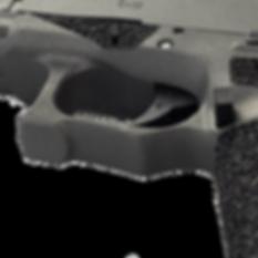 Double undercut on a Glock 17