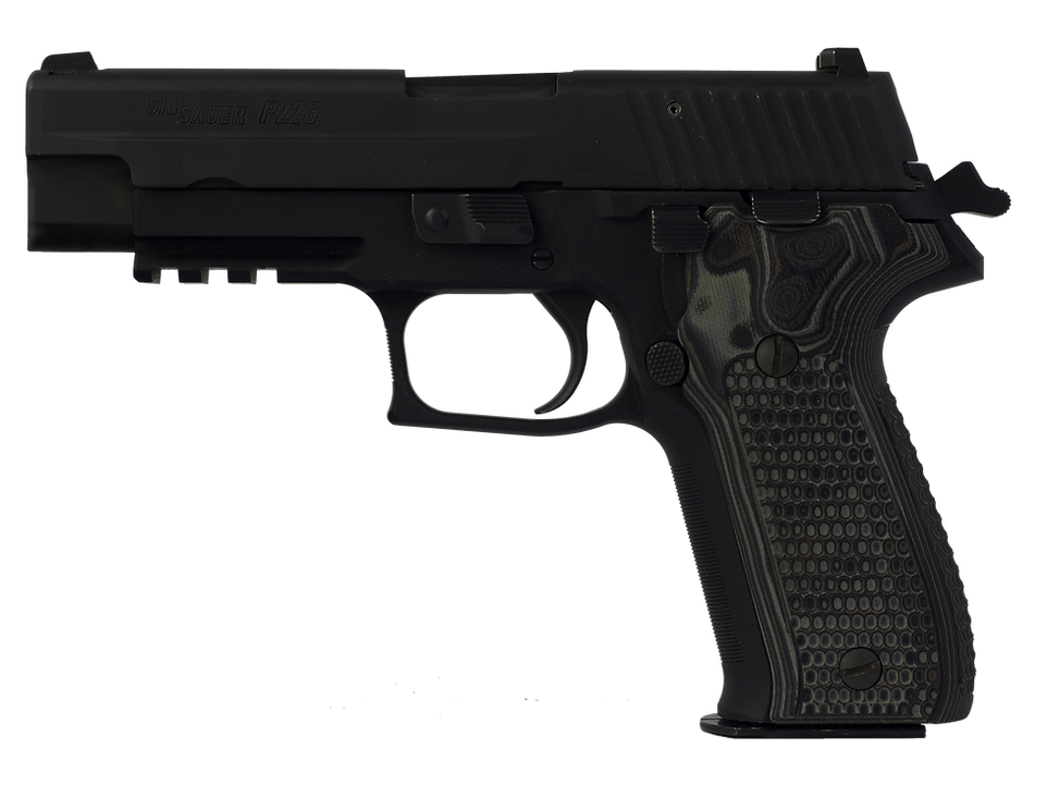 Sig 226 trigger job