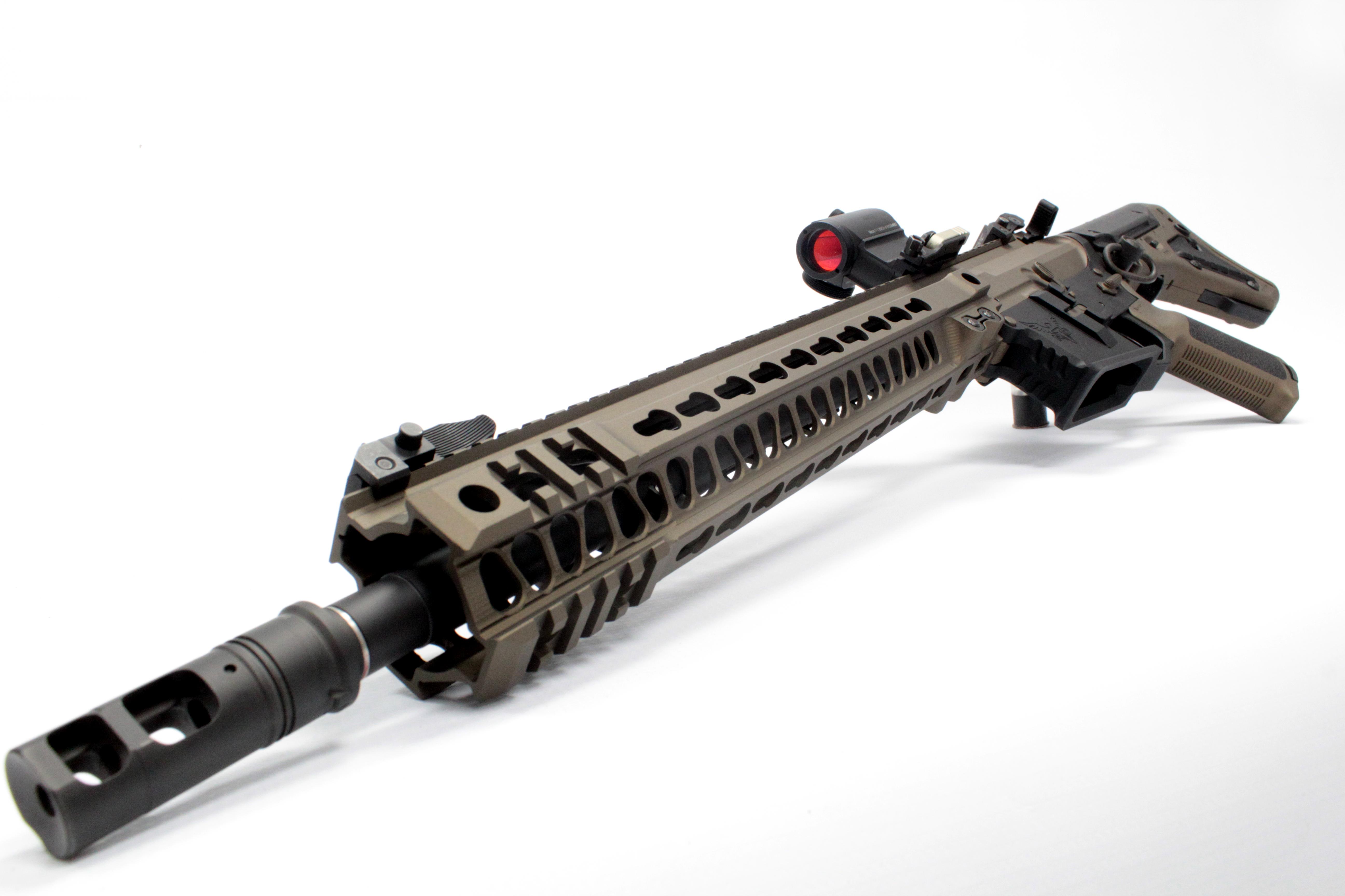 FDE AR-15