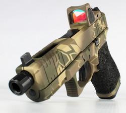 Custom Glock 19 by GA Firing Line