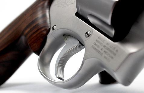 Revolver trigger job by GA Firing Line