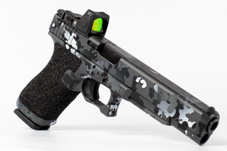 GA Firing Line custom G40
